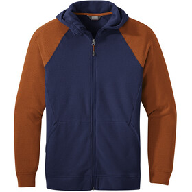 Outdoor Research Trail Mix Jacke Herren twilight/umber